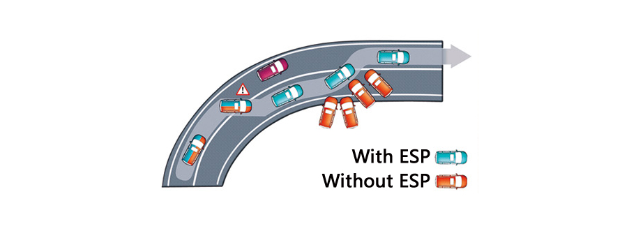 ESP (Electronic Stability Program)